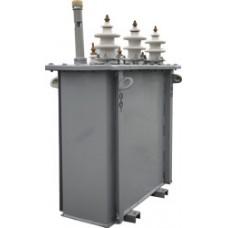 Силовой масляный трансформатор ТМГ-40